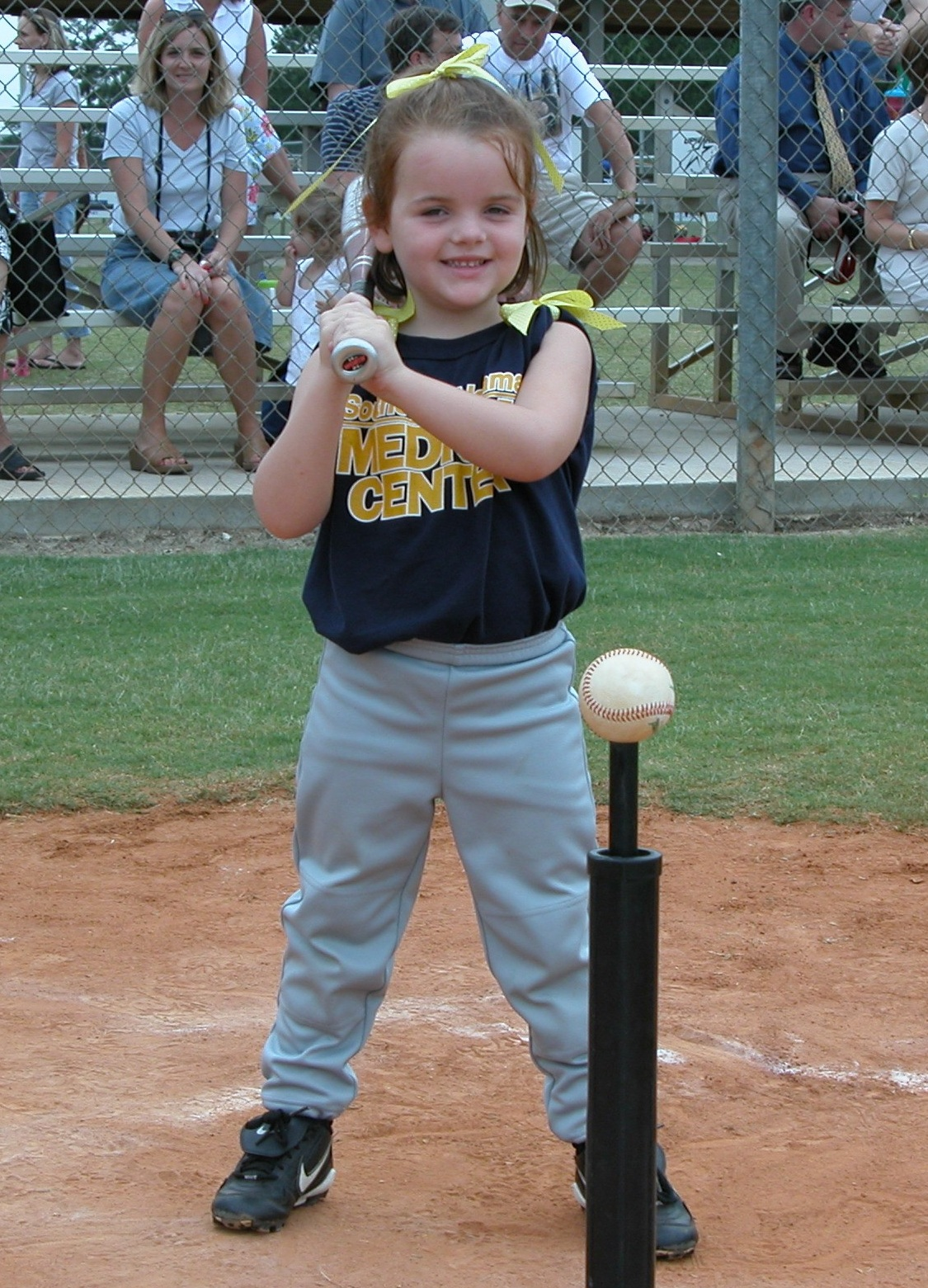 Little T-ball Player