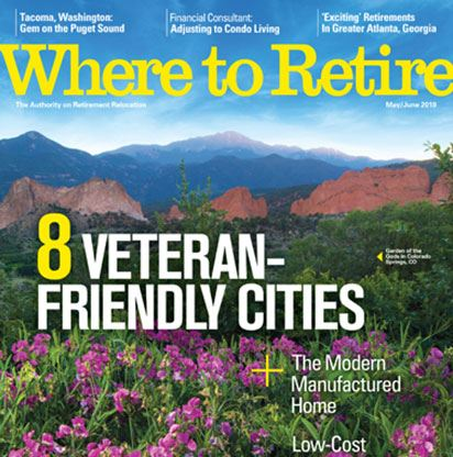 Dothan Featured in Where to Retire Magazine
