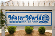 Water World Sign